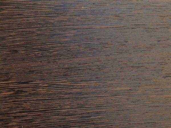 Art deco Wenge egyedi nagyméretű tárgyalóasztal
