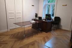 egyedi minimál asztal üveg lábbal cubus asztal szék tárgyalóasztal étkezőasztal (1)
