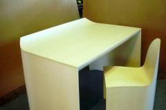 Lakos Dániel zseniális terve, az Alba íróasztal és szék