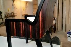 art deco szék 2