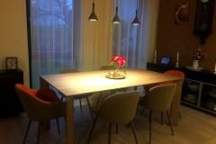 Éklábú Alpi többszörkéselt amerikai dió egyedi tárgyaló és konyha asztalok webáruház