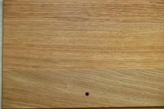 """Highland asztal: """"1"""" Tömörfa jellegű hazai  tölgy"""