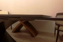 Wenge egyedi nyitható ebédlő asztalok webáruház  14