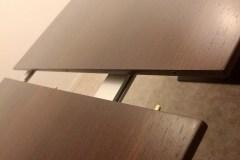 Wenge egyedi nyitható ebédlő asztalok webáruház  15