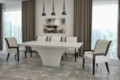 Highland asztal: Alpi többszörkéselt tölgy, Alpi 10.82 egyedi étkező és tárgyalóasztalok webáruház