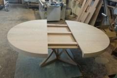 kor_zeg asztal_nyithato_bovitheto_tolgyfa_asztal