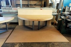 kerek asztal etkezo asztal catering asztal tölgy-kerek-nyithato-asztal-etkezoasztal-ebedloasztal-design