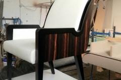 art deco szék 5