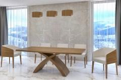 Reverz egyedi fordítható lábú asztalok