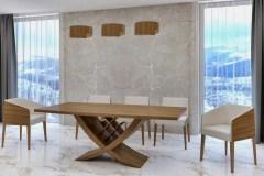 X-asztal-4cm-lap-fordított-láb-bortartó-Cubus-szék-tölgy-2000x1200_MM-