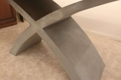 X beton lábú egyedi bővíthető ebédlőasztalok webáruház