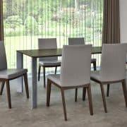 Éklábú, betonlábú Wenge egyedi bővíthető konferenciaasztalok webáruház