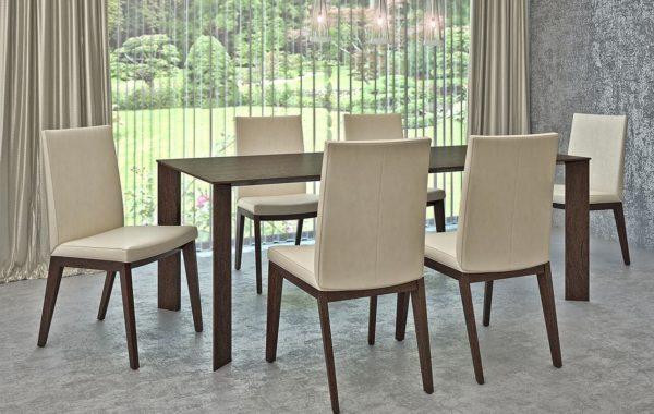 Éklábú egyedi tárgyaló és konyha asztalok webáruház