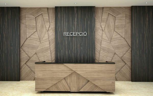 Egyedi recepciók - Egyedi recepciós asztal – Egyedi asztalok webáruház