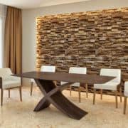 Zeg nyitható bővithető asztal, Cubus szék, karosszék, támlás szék