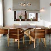 cubus design íves karfás étkezőszék tárgyalószék ebédlőszék (2)