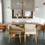 cubus design íves karfás étkezőszék tárgyalószék ebédlőszék (3)