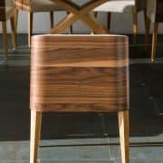 cubus design íves karfás étkezőszék tárgyalószék ebédlőszék (5)