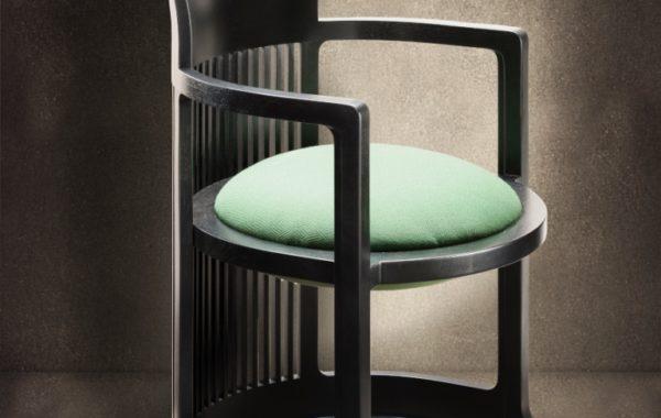 design karosszék barrel Frank Lloyd Wright nyomán 1 (3)