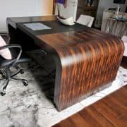 íróasztal egyedi emelhető íróasztal motoros emelhető íróasztal tárgyalóasztal vezetői asztal irodabútor