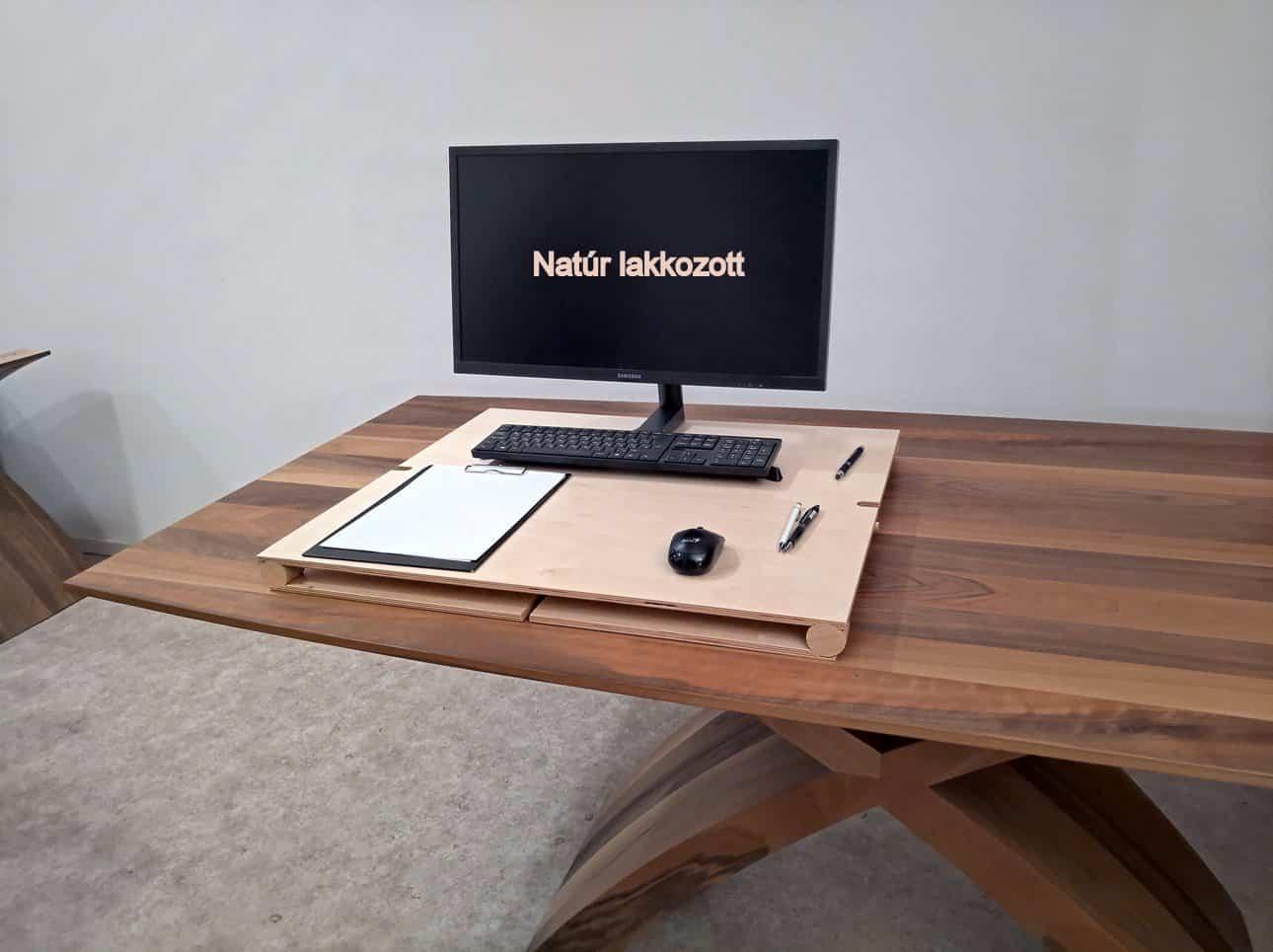 fogyás álló asztal